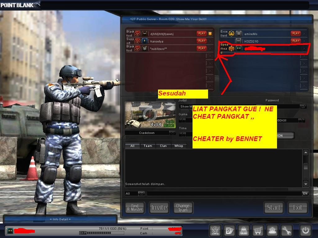 Download point blank garena indonesia pc | Download Game